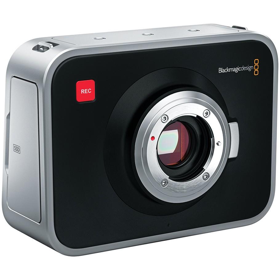 Blackmagic Cinema Camera Mft 2 5k Cinema Camera With Mtf Mount