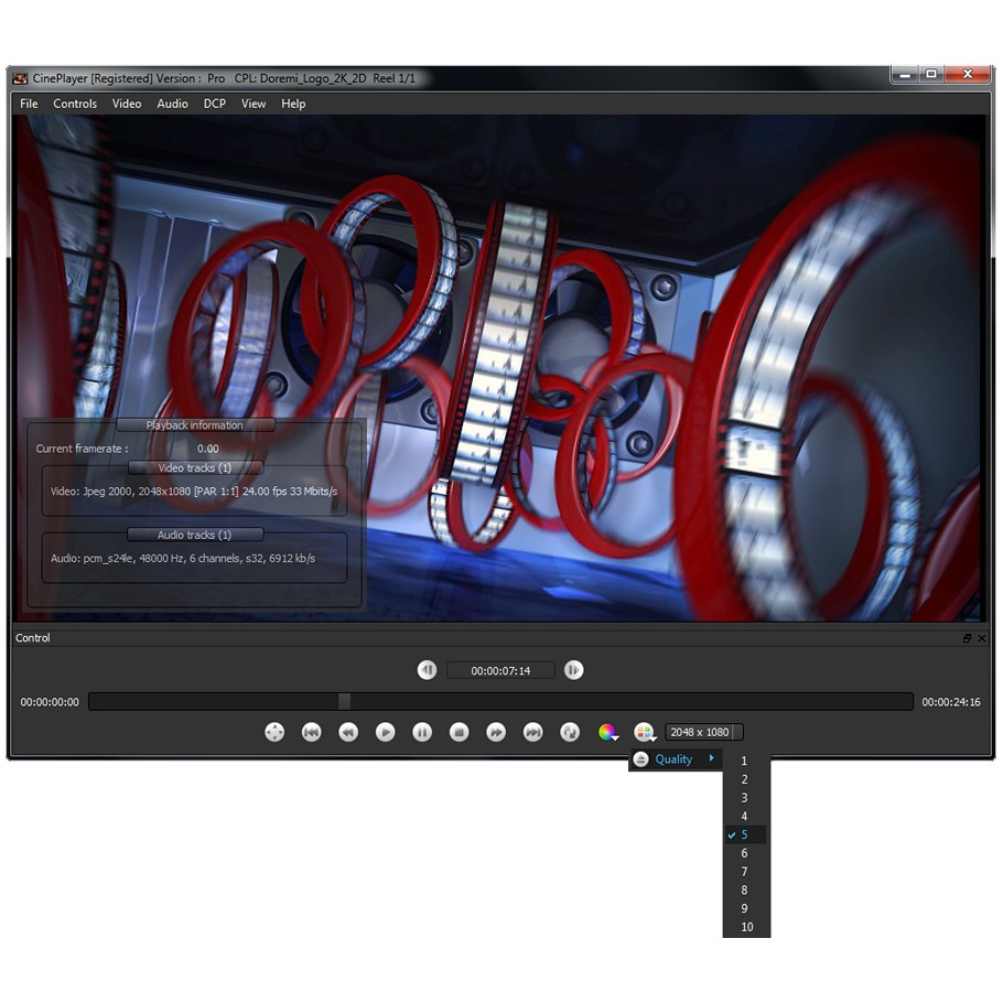 Doremi Cineplayer Software Based Media Player To Review 2d
