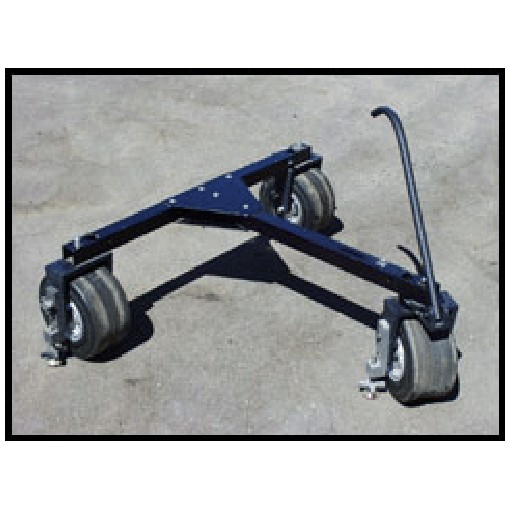 Three Wheeler Frame : Jimmyjib three wheel dolly frame without wheels