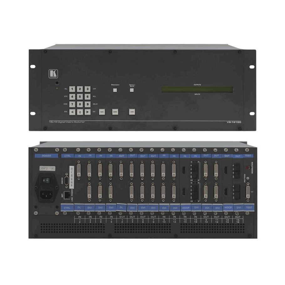 Kramer Video Mixer http://www.spectratech.gr/en/product/31544/Kramer_DL-IN1-F16
