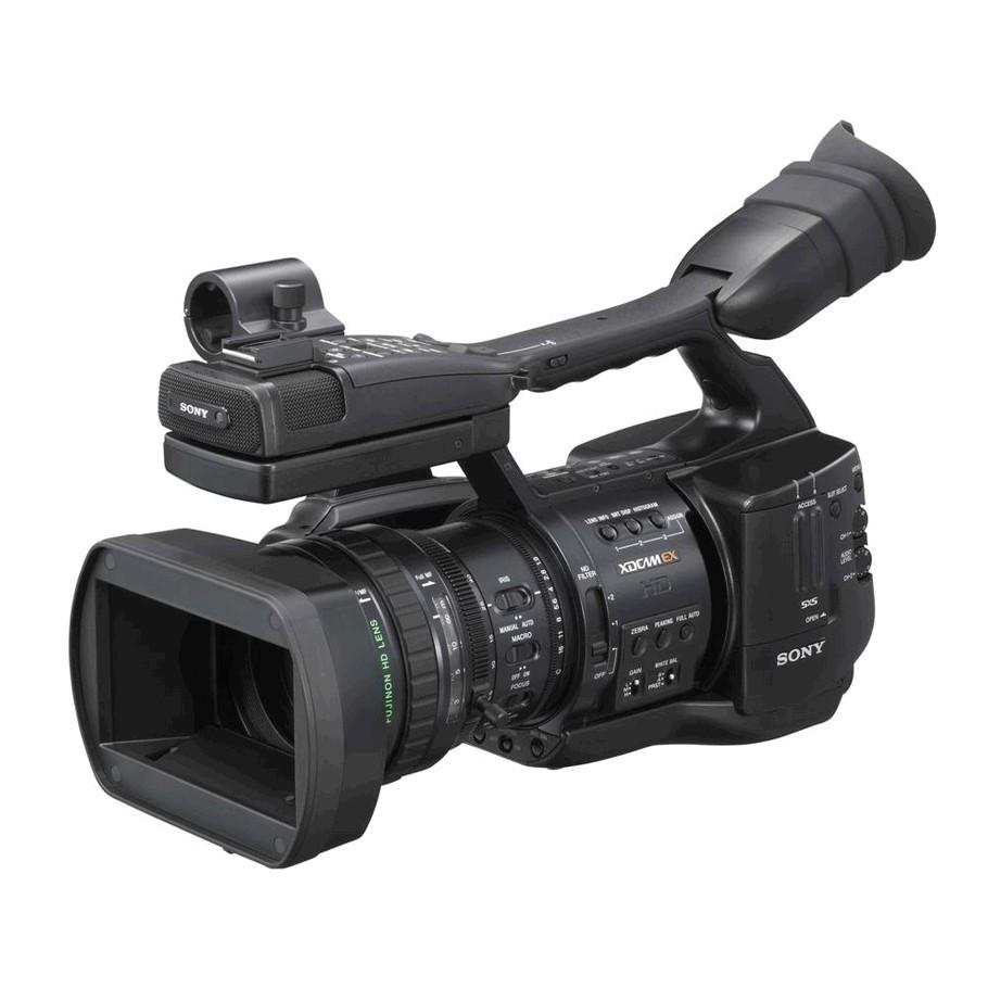 Sony PMW-EX1 | Camera XDCAM EX,1/2 CCD with SXS, transfer 800Mbs