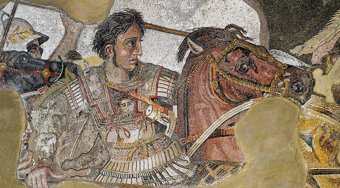 Polytheama for the life and work of Alexander the Great